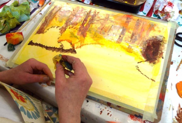 Art classes Canterbury