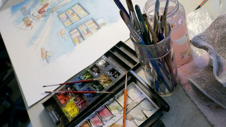 Art Class Canterbury